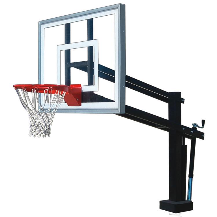 First Team HydroShot II Poolside Basketball Hoop