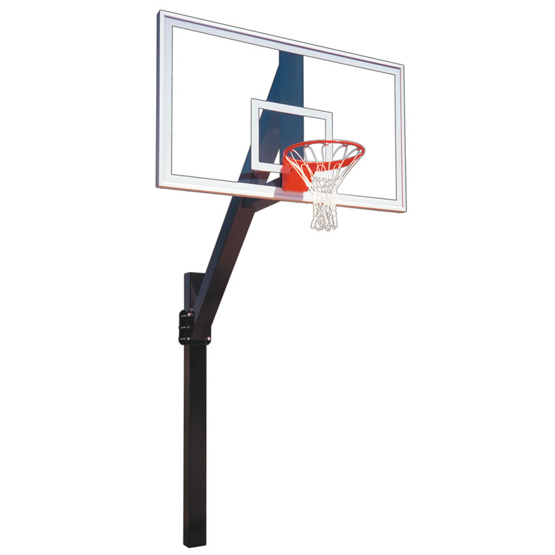 First Team Legend Supreme Basketball Hoop 72 Inch Acrylic