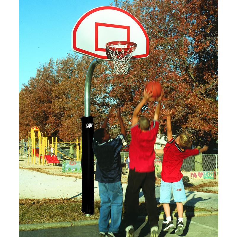 Bison Heavy Duty Basketball Playground System
